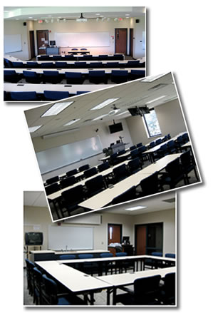 Health and Kinesiology Classrooms