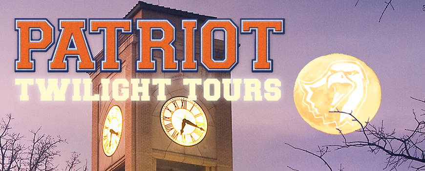 Twilight Tour at UT Tyler