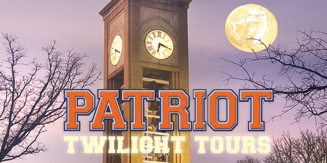 UT Tyler Twilight Tours
