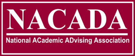 NACADA Logo: National Academic Advising Association