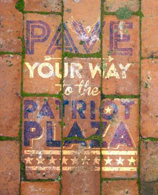 Pave your way to the Patriot Plaza