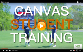 Canvas Learning Management System Information For Students