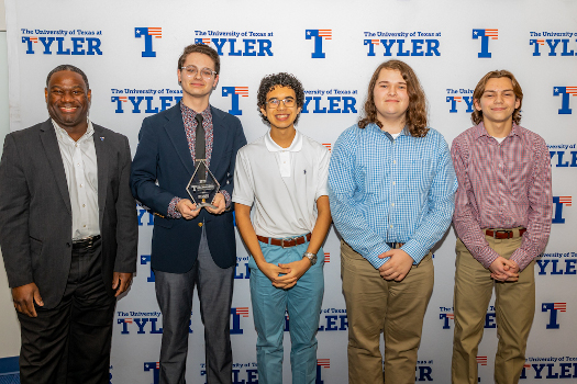 2020 East Texas High School Idea Challenger winners