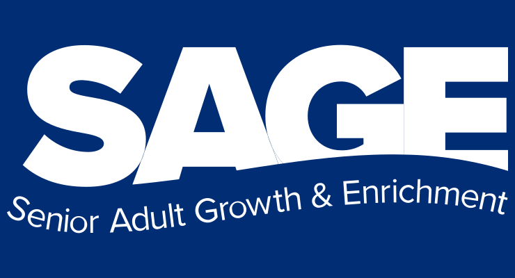 Senior Adults Growth and Enrichment logo