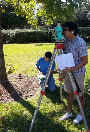 Geomatics Total Station