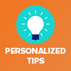 Personalized Tips for Graduate School