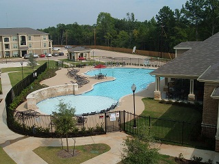Resort Pool at Eagles Landing