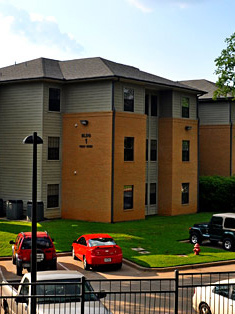 UT Tyler Patriot Village apartments