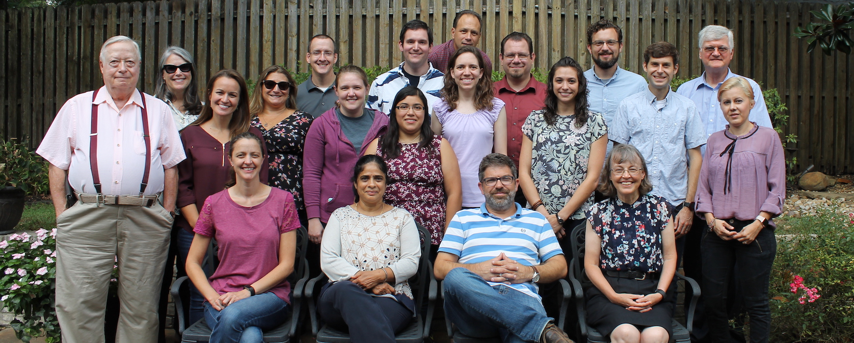 Math faculty and staff for 2019-2020.