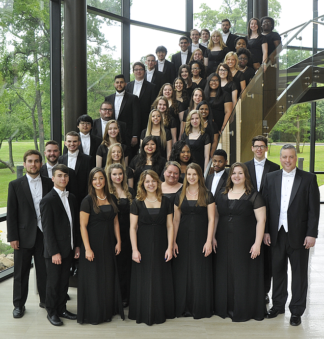 Concert Chorale 2015-2016