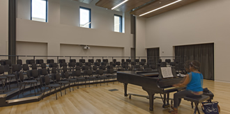 CMA Choir Room