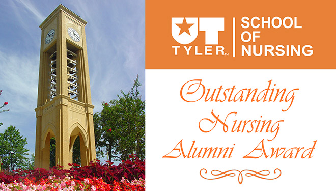 Outstanding Nursing Alumni Award