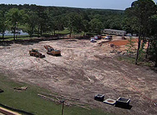 UT Tyler Pharmacy Construction