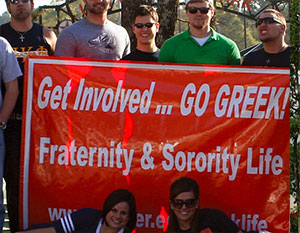 UT Tyler Greek Life