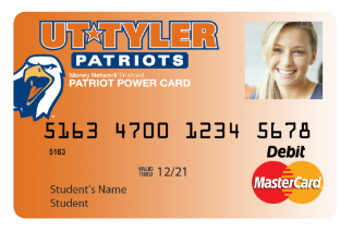 Patriot Power Card - smaller