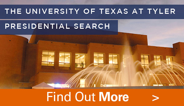 UT Tyler President Search