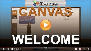 Welcome to Canvas